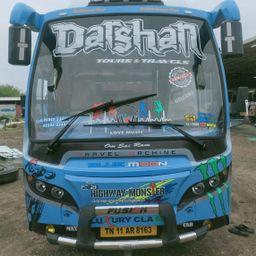 Hire 25 Seater Eicher  A/C Bus in Chennai