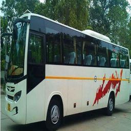 Hire 27 Seater TATA  A/C Bus in Delhi NCR