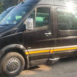 Hire 16 Seater Mercedes Benz  A/C Bus in Delhi NCR