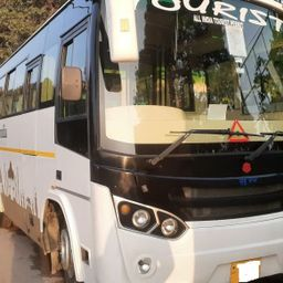 Hire 45 Seater TATA  A/C Bus in Delhi NCR