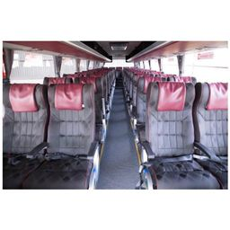 Hire 45 Seater Novex  A/C Bus in Ahmedabad