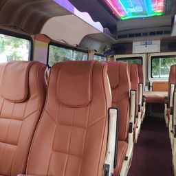 Hire 20 Seater Force Motors  A/C Bus in Delhi NCR