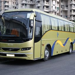Hire 41 Seater Volvo  A/C Bus in Delhi NCR