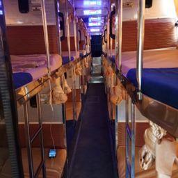 Hire 30 Sleeper Ashok Leyland  A/C Bus in Bangalore
