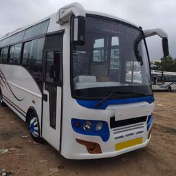 Hire 40 Seater Ashok Leyland  A/C Bus in Hyderabad
