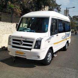 Hire 13 Seater Force Motors   Bus in Pune
