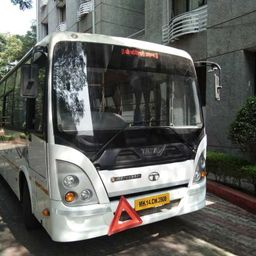 Hire 41 Seater TATA   Bus in Pune