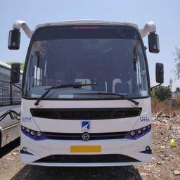 Hire 49 Seater Ashok Leyland   Bus in Pune