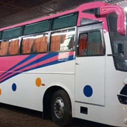 Hire 41 Seater Ashok Leyland  A/C Bus in Pune