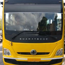 Hire 35 Seater Bharat Benz   A/C Bus in Pune