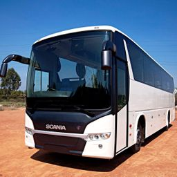 Hire 45 Seater Scania  A/C Bus in Pune