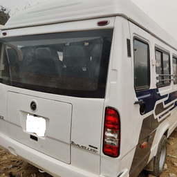 Hire 26 Seater Force Motors  A/C Bus in Delhi NCR