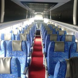 Hire 49 Seater Scania  A/C Bus in Delhi NCR