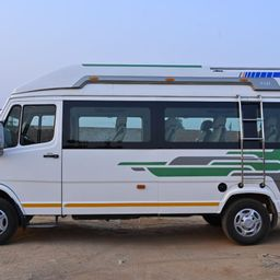 Hire 12 Seater PKN  A/C Bus in Ahmedabad