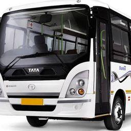 Hire 32 Seater TATA  A/C Bus in Kolkata