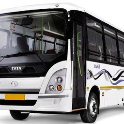 Hire 40 Seater TATA  A/C Bus in Kolkata