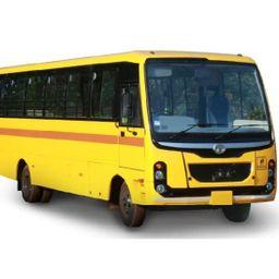 Hire 50 Seater TATA  A/C Bus in Kolkata