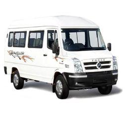 Hire 17 Seater Force Motors   Bus in Kolkata