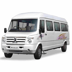 Hire 13 Seater Force Motors  A/C Bus in Kolkata