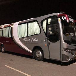 Hire 49 Seater Ashok Leyland  A/C Bus in Kolkata