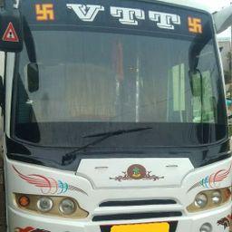 Hire 21 Seater Swaraj Mazda  A/C Bus in Bangalore