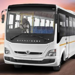 Hire 36 Seater Bharat Benz   A/C Bus in Kolkata