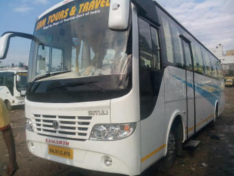 Hire Sam Tours and Travels Bus